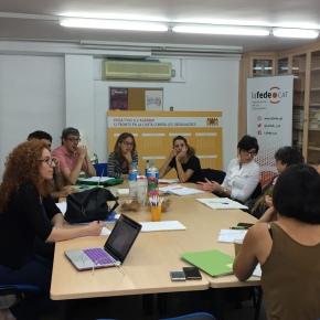 Primo incontro tra ricercatori a Barcellona, 11-12 ottobre2017