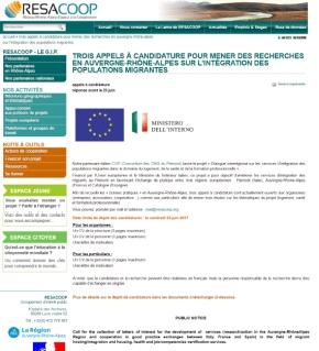 Terminate le selezioni dei ricercatori in Francia e Spagna per DISCORSIMigranti