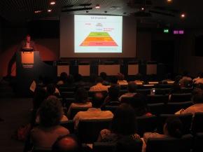 Il convegno finale 2014 del progetto IMPRA, da cui è nata l'idea di DISCORSIMigranti