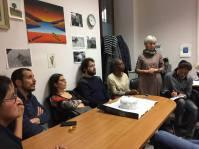 Gruppo salute a Novara